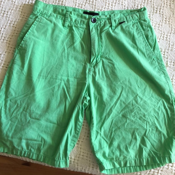 Hurley brand Men's Sz 30 all cotton shorts